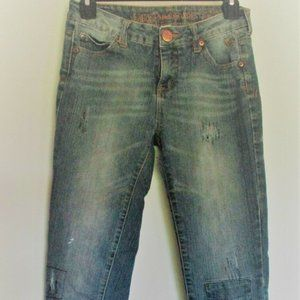 Justice Premium Girls Stretch Jeans Size 16R
